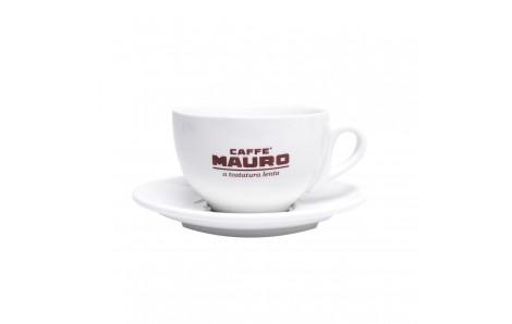 Taza latte Logo Caffè Mauro