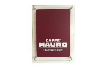 Placa Vinilo  Logo Caffè Mauro