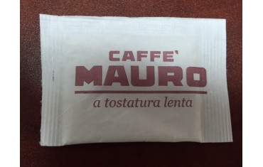 Sachets Azúcar Logo Caffè Mauro